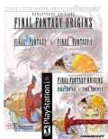 Final Fantasy Origins Game and Guide Combo